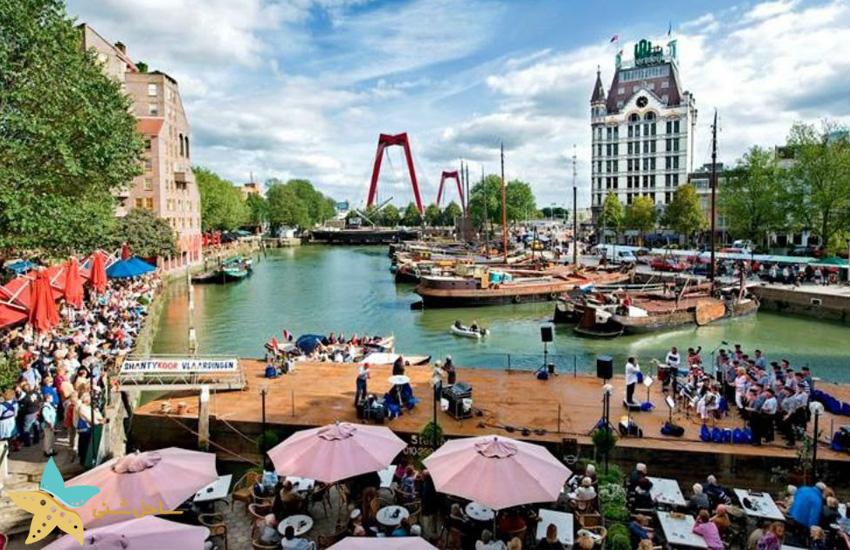 Oude Haven در روتردام