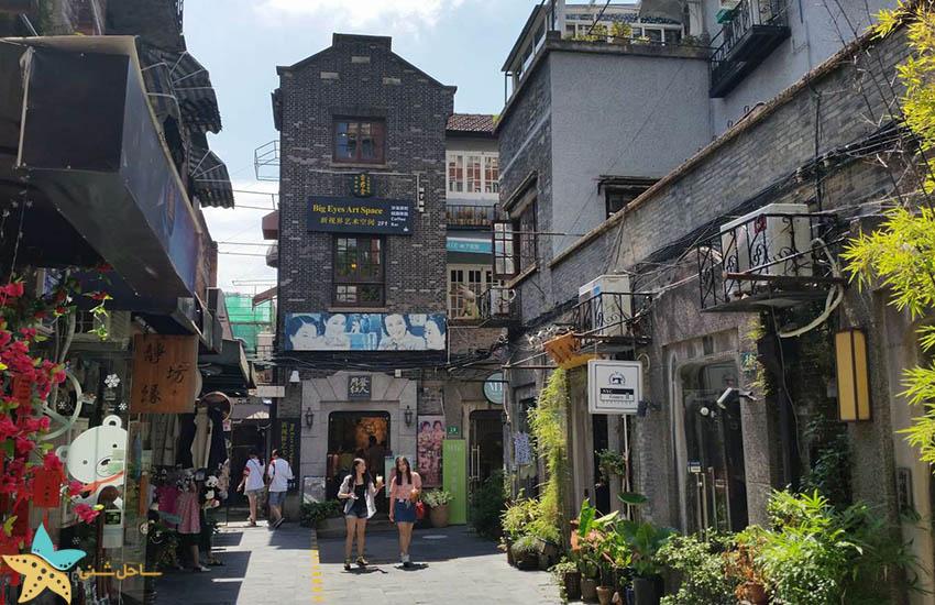محله تیانزیفانگ