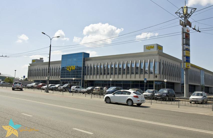 kazan TSUM mall