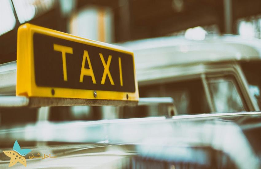 تاکسی در وین