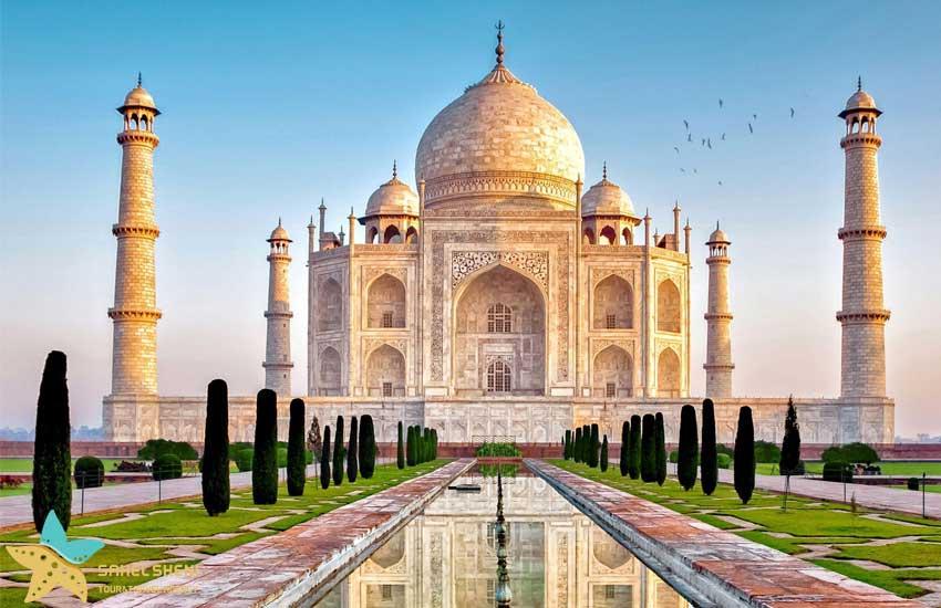 تاج محل در هند