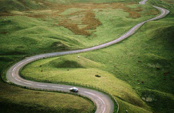 رانندگی در انگلستان