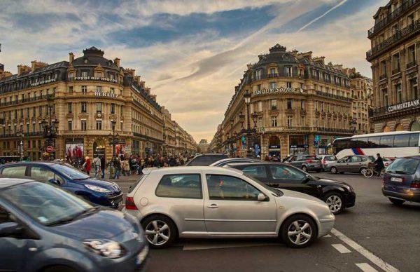 رانندگی در فرانسه