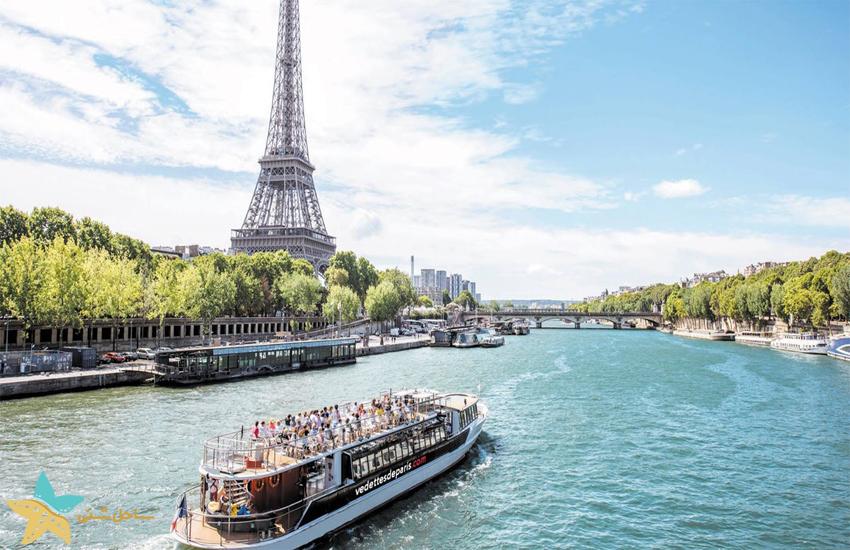 راهنمای سفر به پاریس | شهر پاریس در فرانسه