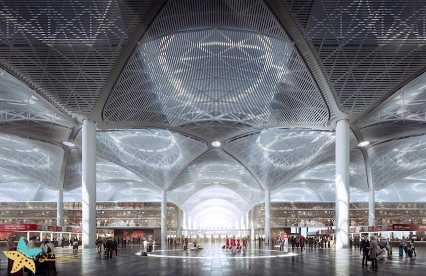 فرودگاه استانبول