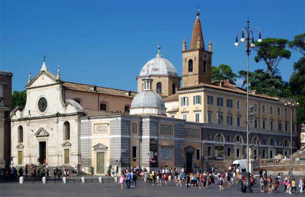 معروفترین کلیساهای رم