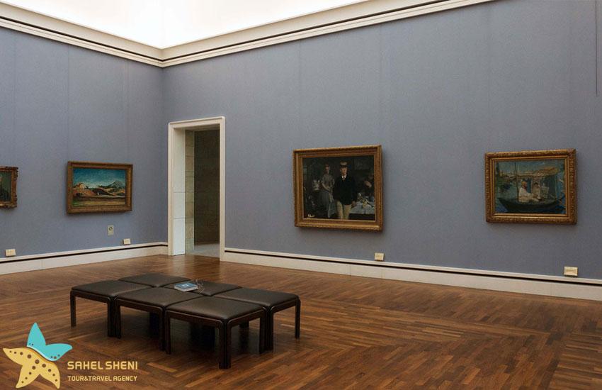 موزهی Neue Pinakothek