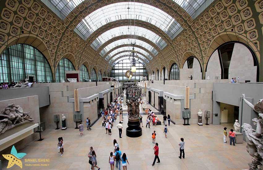 موزه اورسی پاریس