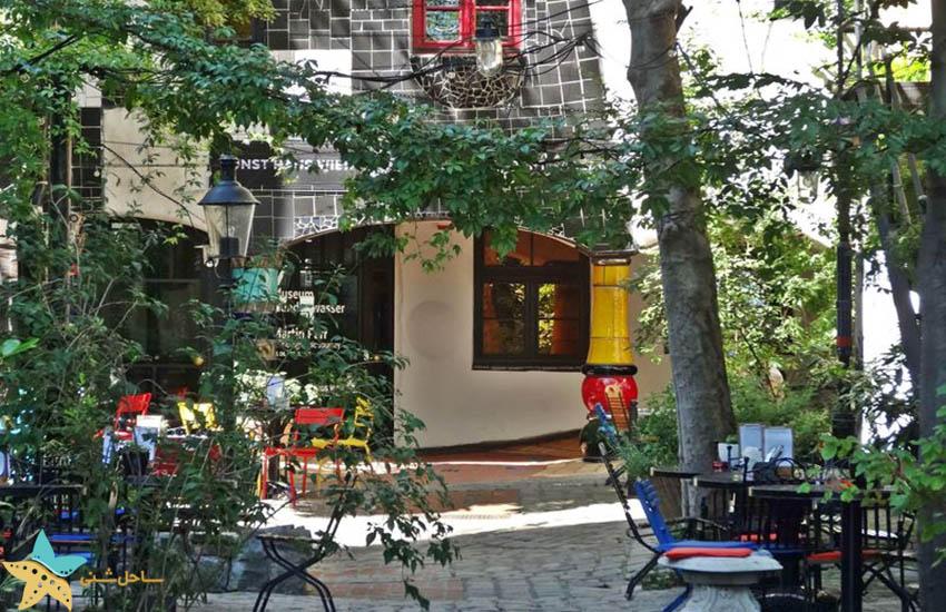 خانه هاندرتواسر - جاهای دیدنی وین