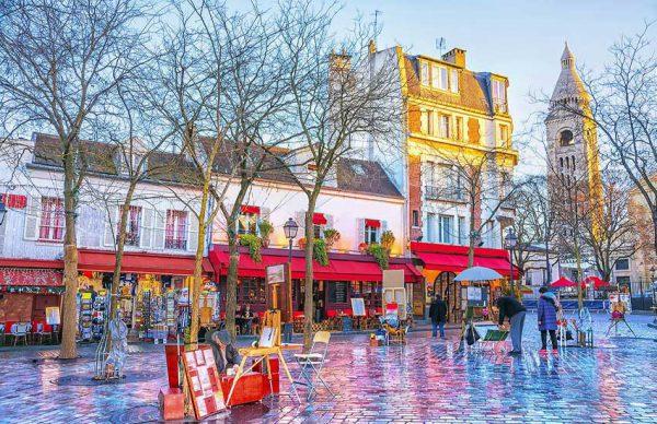 پاریس در سه روز