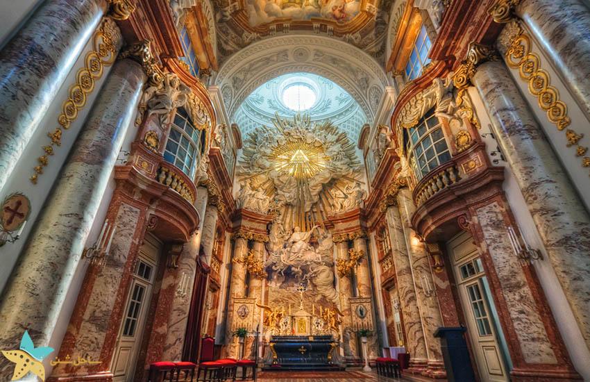 کلیسا سنت چارلز وین