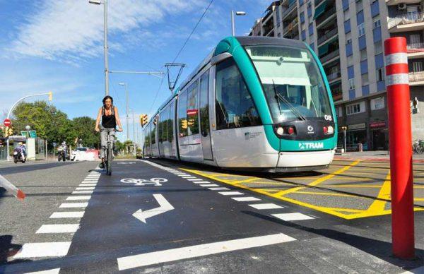 حمل و نقل عمومی در بارسلونا (4)