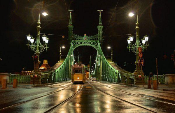حمل و نقل عمومی در بوداپست