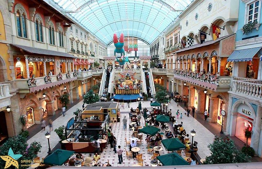 دبی - فستیوالهای زمستانی دنیا