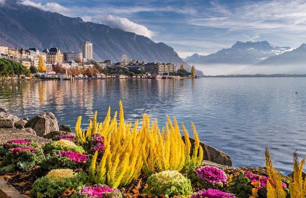 جاذبههای گردشگری سوئیس