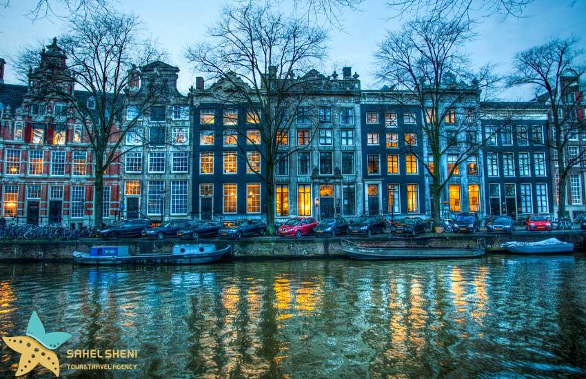 عکاسی در آمستردام