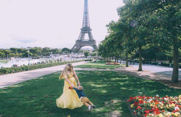 عکاسی در پاریس