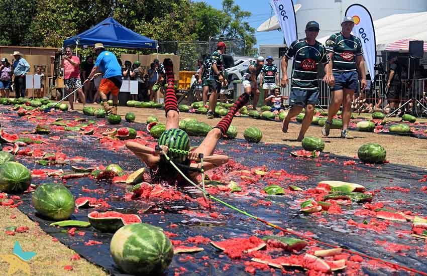 فستیوال هندوانه چینچیلا - فستیوالهای غذای دنیا