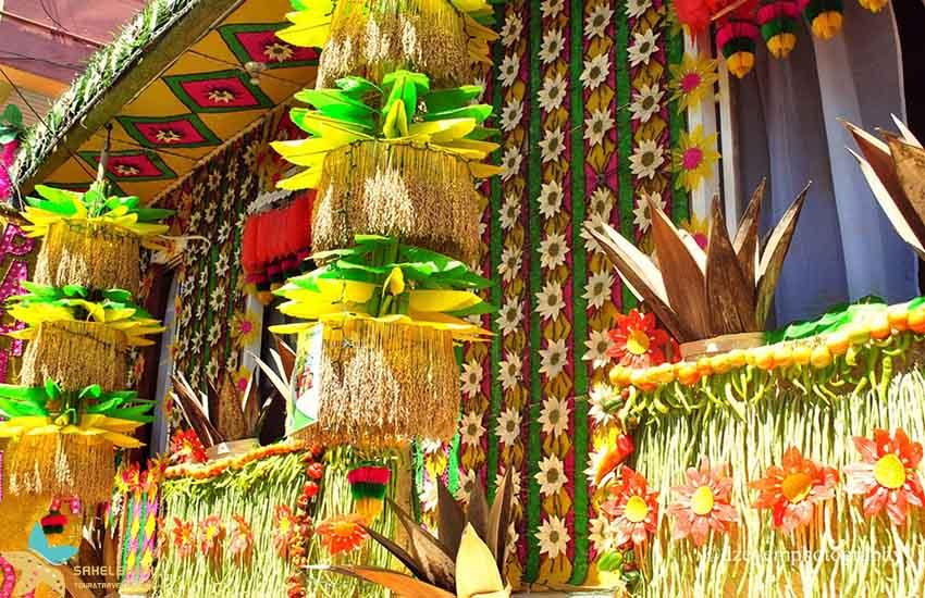 فستیوال پاهایاس - فستیوالهای غذای دنیا