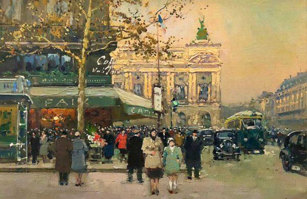 معروفترین کافههای پاریس