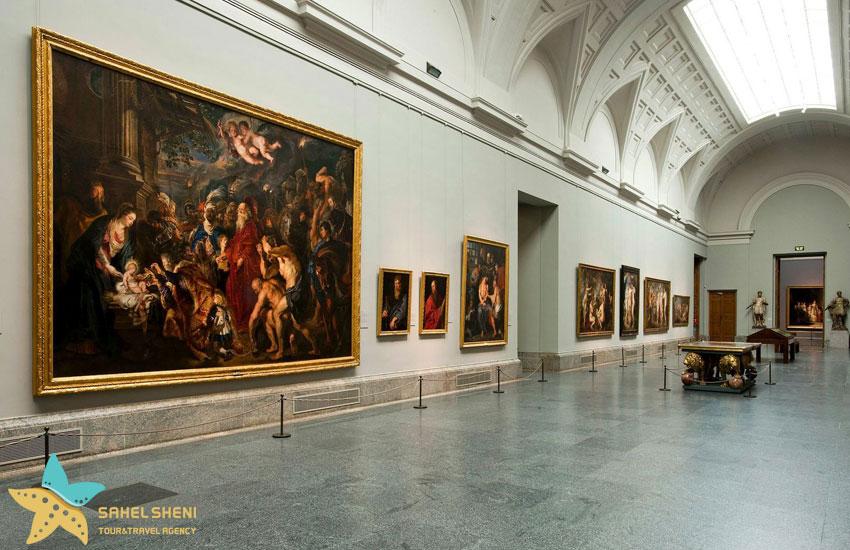 موزههای پربازدید جهان