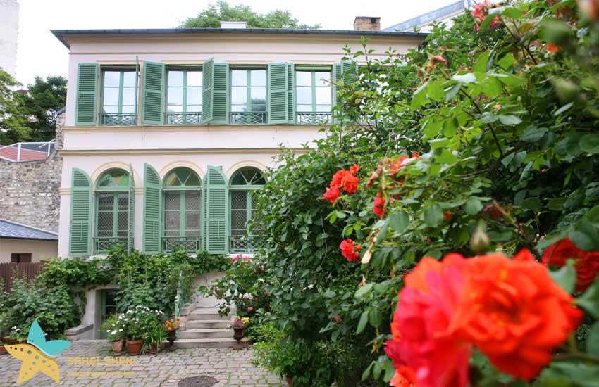 موزهی زندگی رمانتیک در مونتمارتر