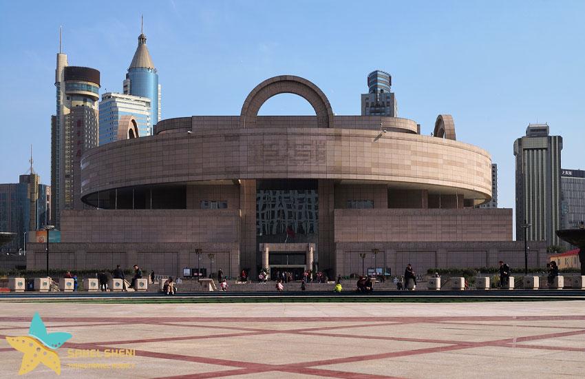 موزهی شانگهای در چین