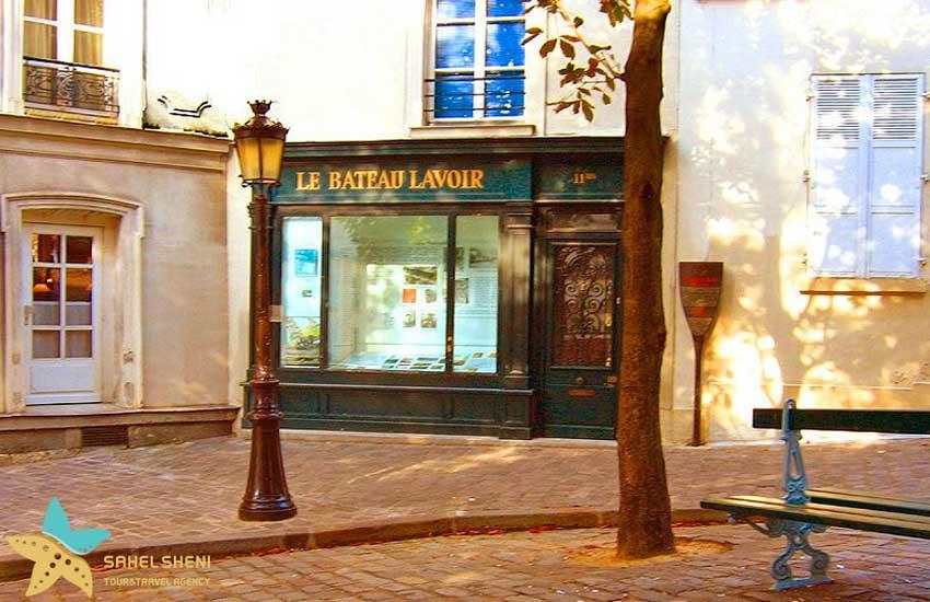 مونتمارتر پاریس