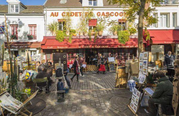 عکاسی در پاریس | مونمارتر
