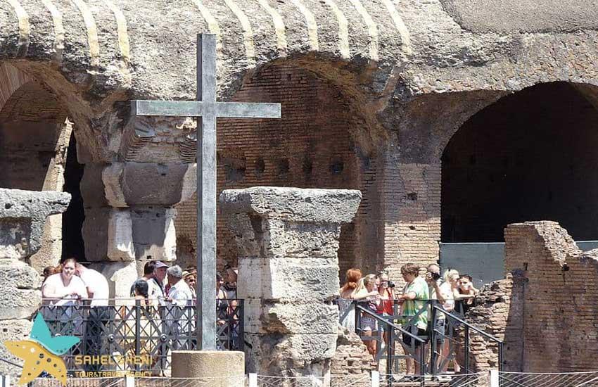 کولوسیوم در رم