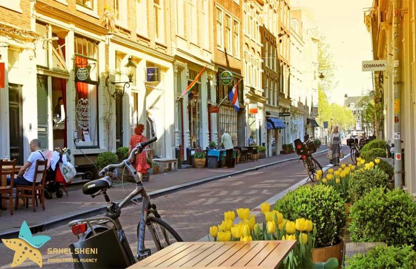 The nine streets amsterdam