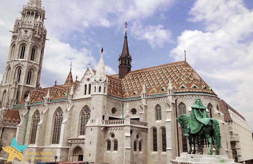 کلیسای ماتیاش بوداپست