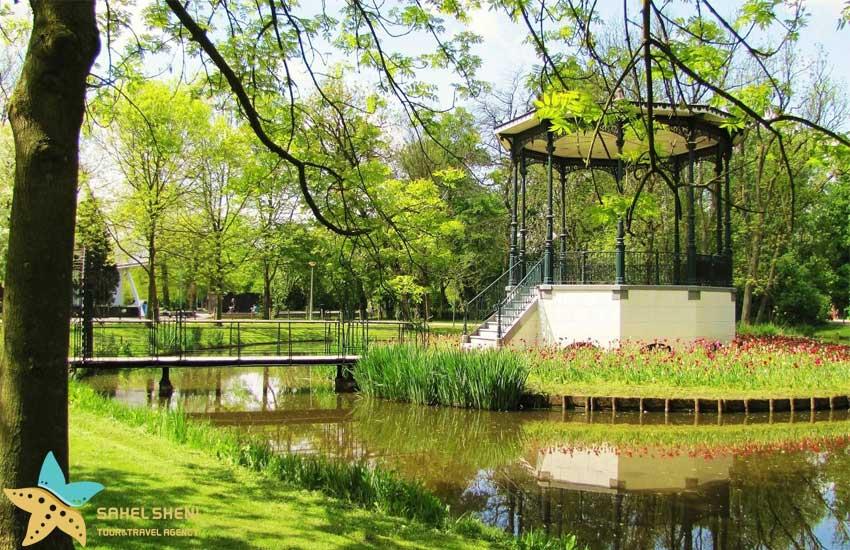 vandel park amsterdam
