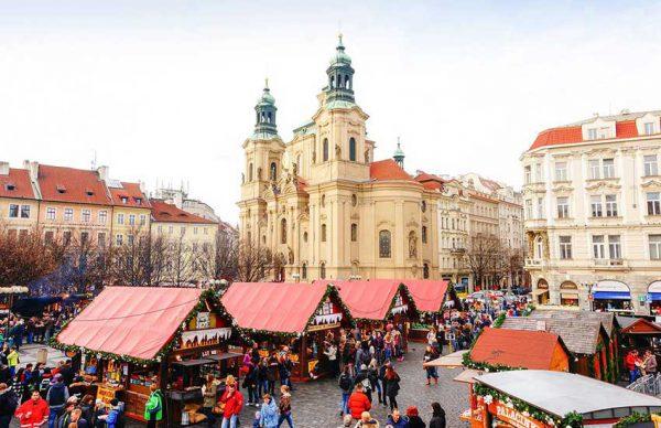 بازارهای کریسمس در اروپا