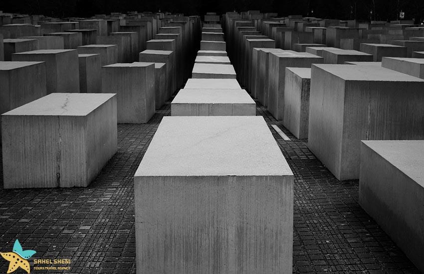 یادمان هولوکاست در برلین