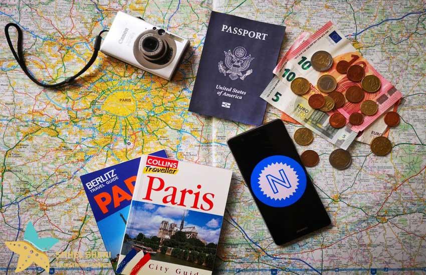 اپلیکیشنهای کاربردی سفر