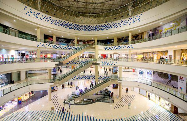 مرکز خرید در اصفهان