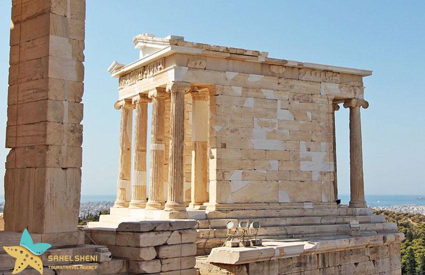 معبد آتنا نایک در آتن
