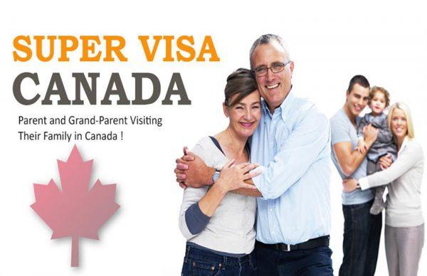 ویزای والدین کانادا