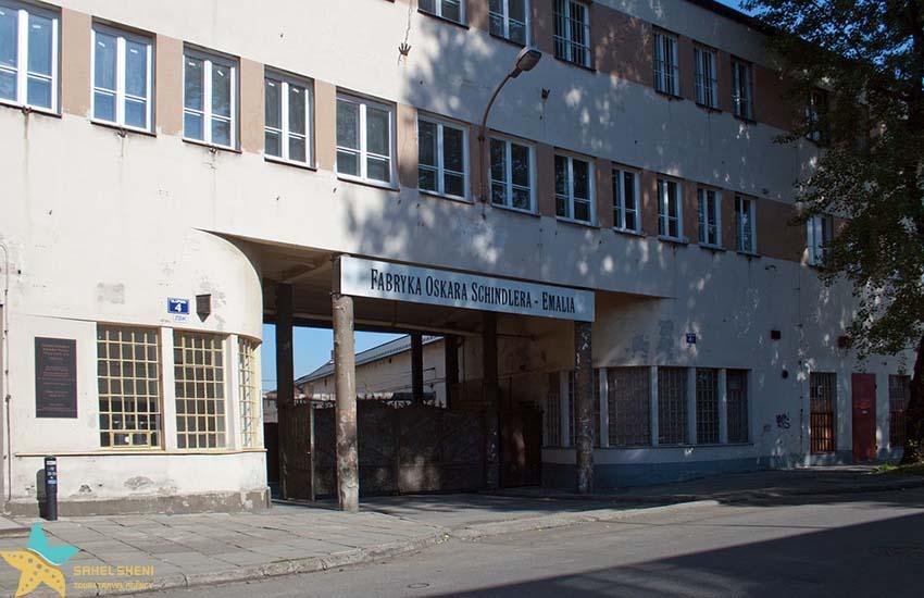 کارخانه شیندلر - مشهورترین یادبودهای هولوکاست