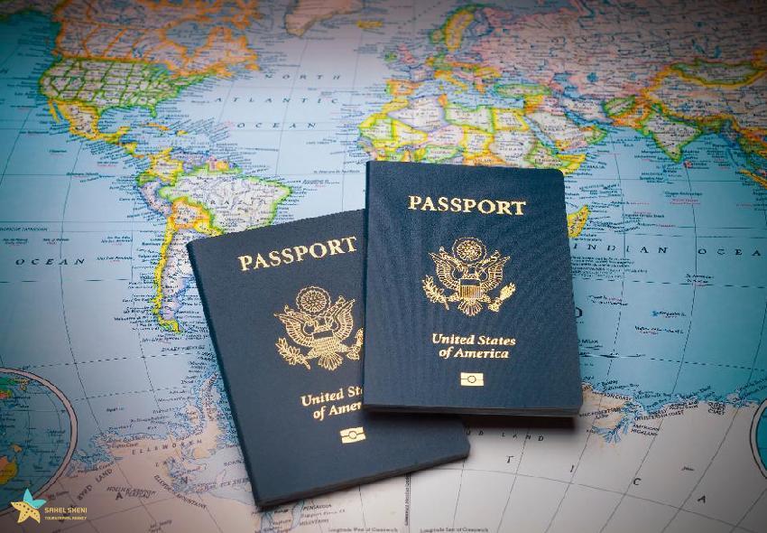 رتبه پاسپورت آمریکایی