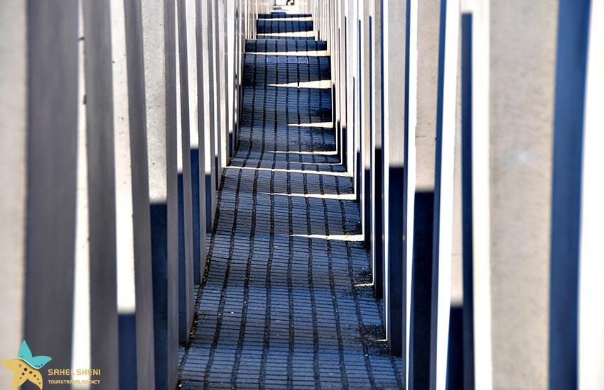 یادمان هولوکاست در برلین - مشهورترین یادبودهای هولوکاست