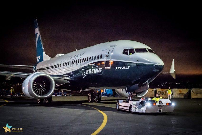 امنیت پرواز هواپیمای بویینگ 737 مکس