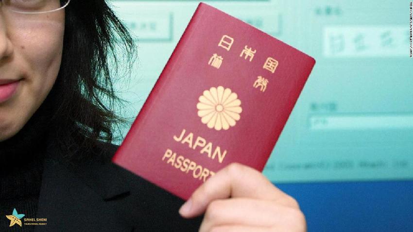 رتبه پاسپورت ژاپنی