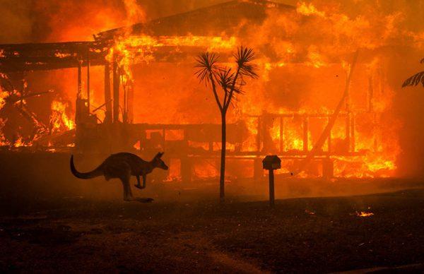 آتشسوزیهای استرالیا