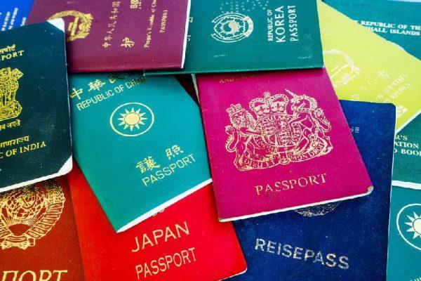 قدرتمندترین پاسپورتهای جهان در سال 2020