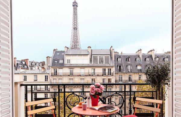 روز ولنتاین در پاریس