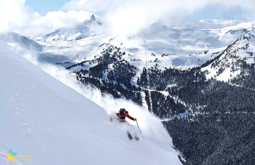 کوه بلک کامب ویستلر