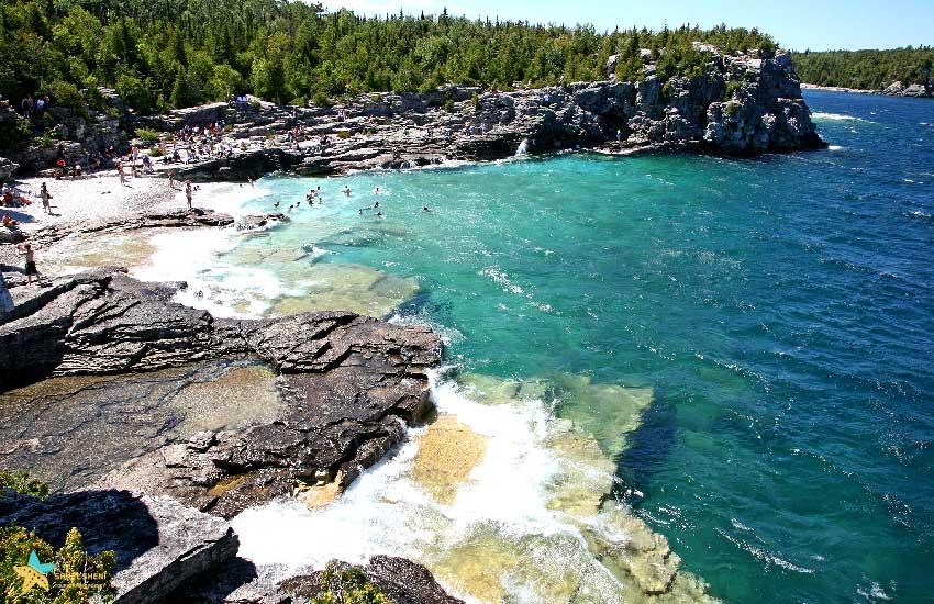 خلیج جورجین در کانادا