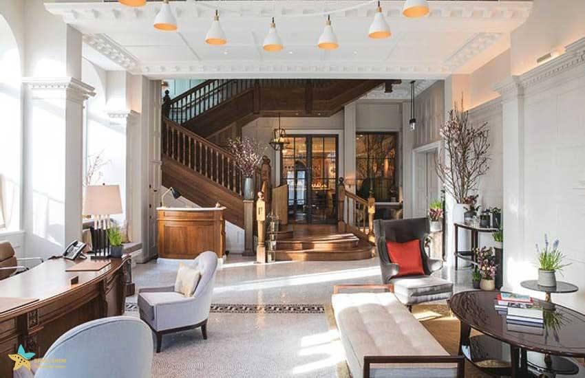 هتل بلموند لندن